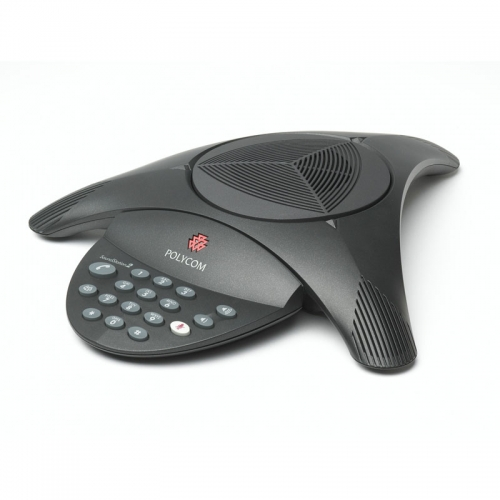 Polycom Soundstation 2 Basic left