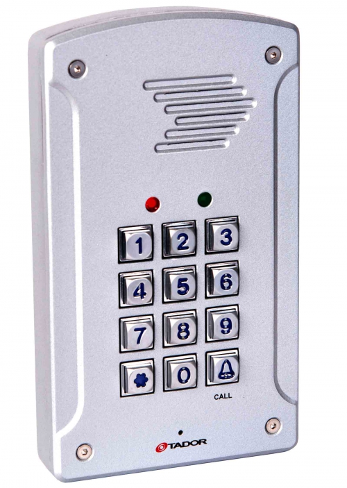 Keypad Button Analogue Low